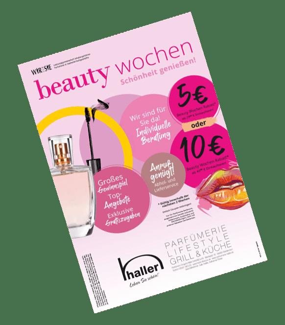 Haller Beauty Wochen
